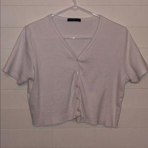 ☆ Brandy Melville sweater tee ☆